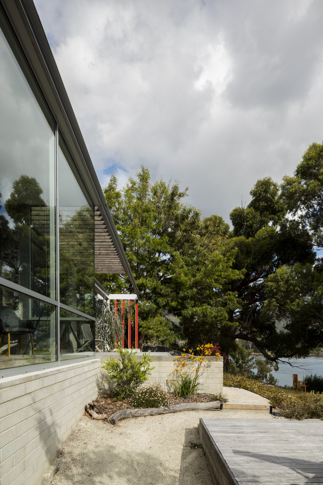 Gallery Of Elms House By Stuart Tanner Architects Local Australian Architecture & Design Tasmania Image 2