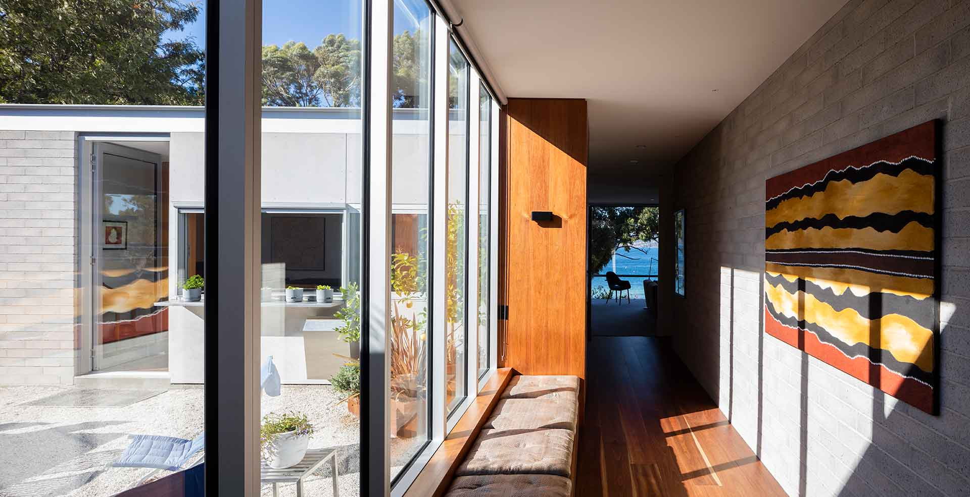 Gallery Of Elms House By Stuart Tanner Architects Local Australian Contemporary Architecture & Interiors Tasmania Image 17