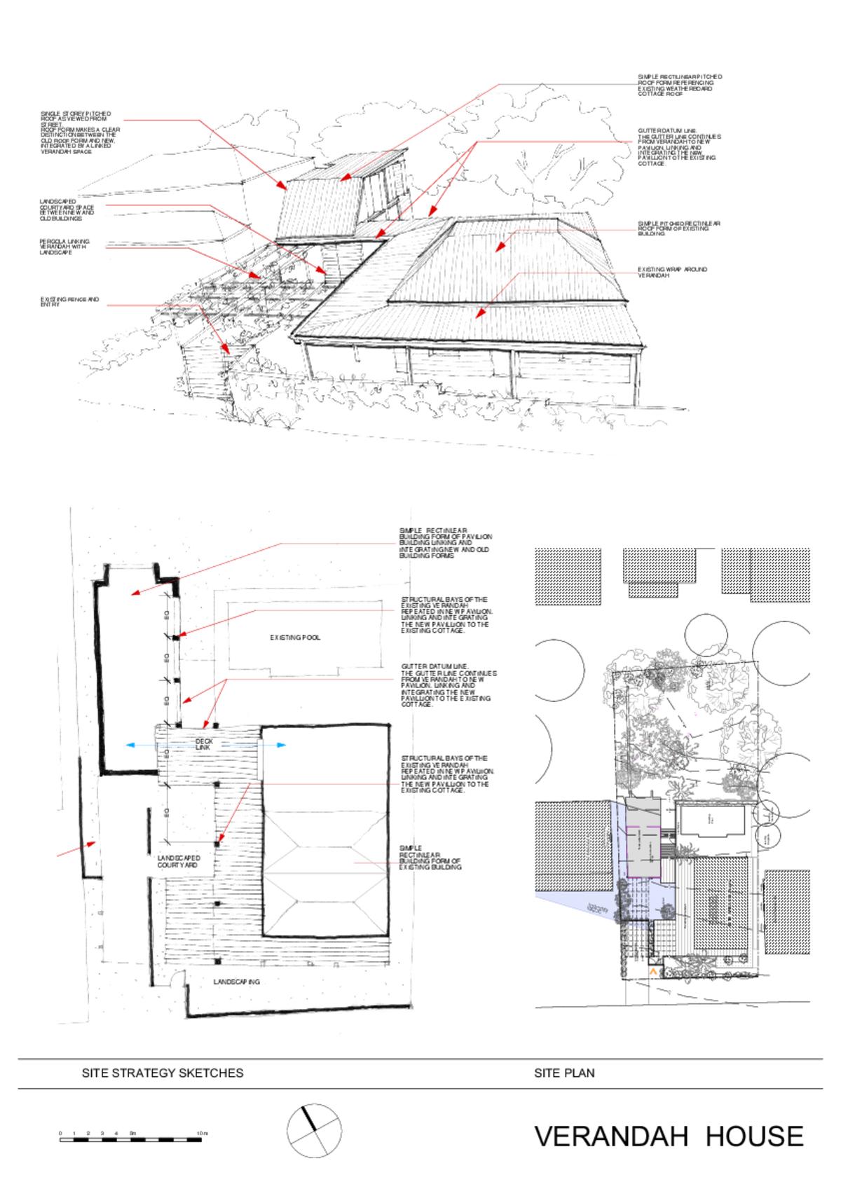 hight resolution of gallery of verandah house by still space architecture local australia residential bespoke design putney sydney