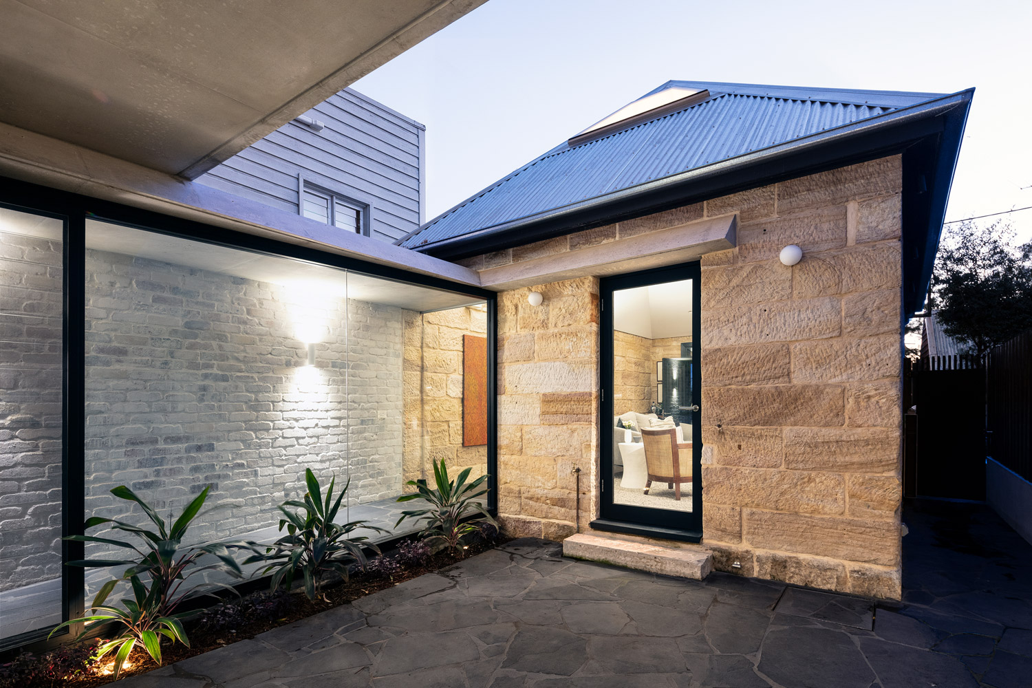 They Had Always Planned To Move To The Suburb Of East Balmain At Some Point In Their Life And Were Excited To Engage Benn + Penna And Newmark Constructions To