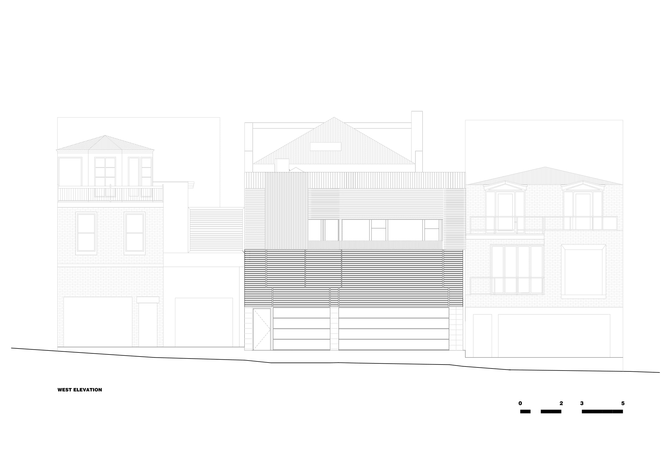 The Client Brief Was For A Contemporary Face Lift Of All Space, Whilst Respecting The Victorian Heritage.