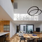 The South Yarra Void House Is A Residential Alterations And Additions Project By Melbourne Based Architect Andrew Child.