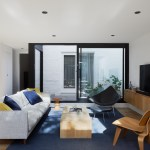The Home Is A Fine Example Of Australian Contemporary Architecture And Interiors.