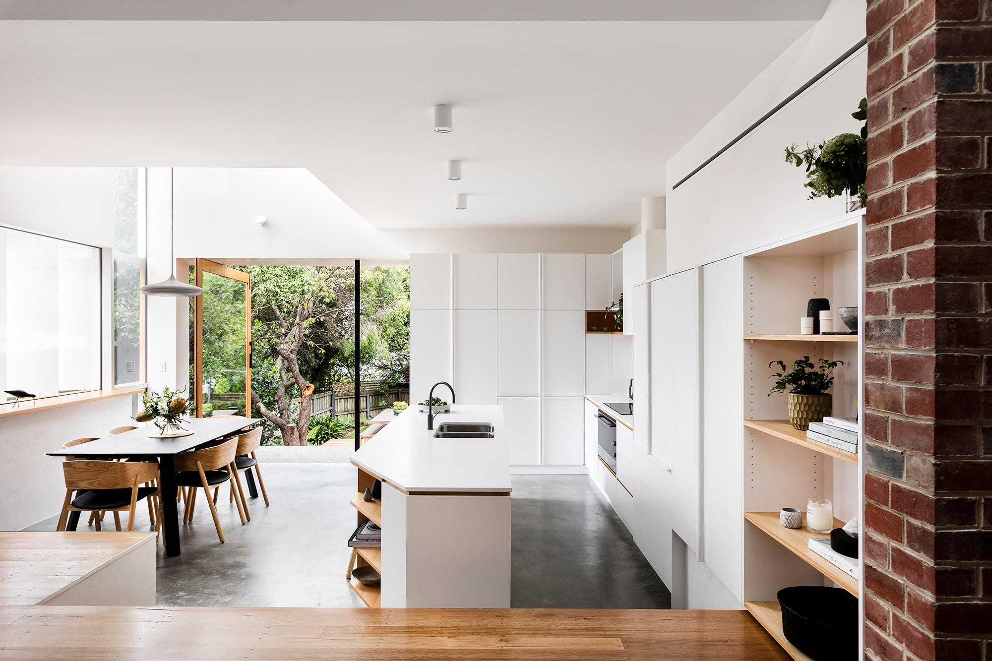 "And Connect To The New Living Spaces To The Garden"" Explains Daniel Lane, Co Director Of Preston Lane Architects"
