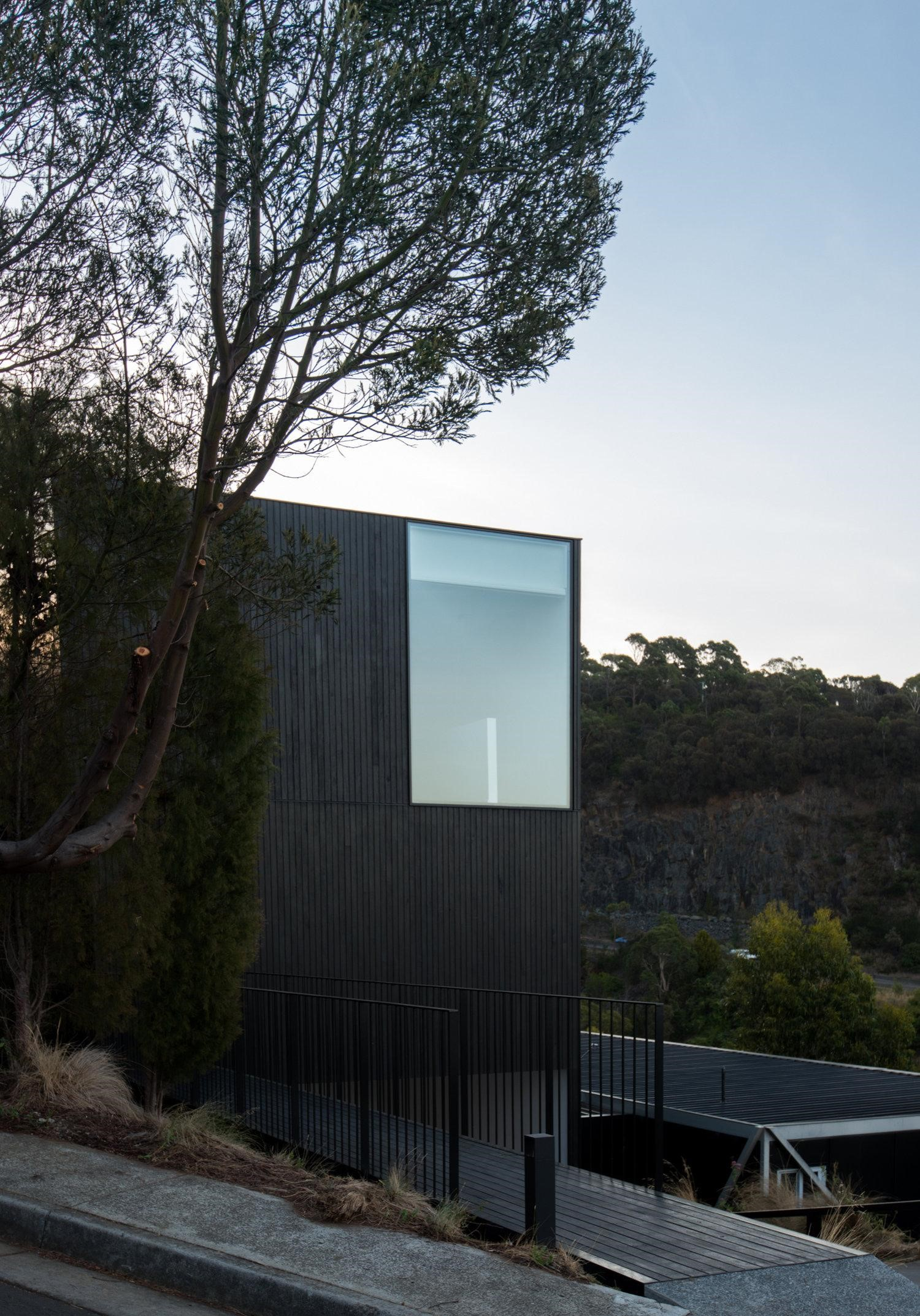 Carefully Proportioned And Positioned Glazed Openings Frame These Views From Inside