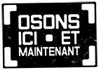 Logo Osons Ici et Maintenant