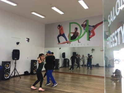 Ecole de danse D1 Lima