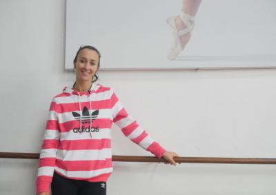 Vania, fondatrice de D1 Asociación Cultural Lima