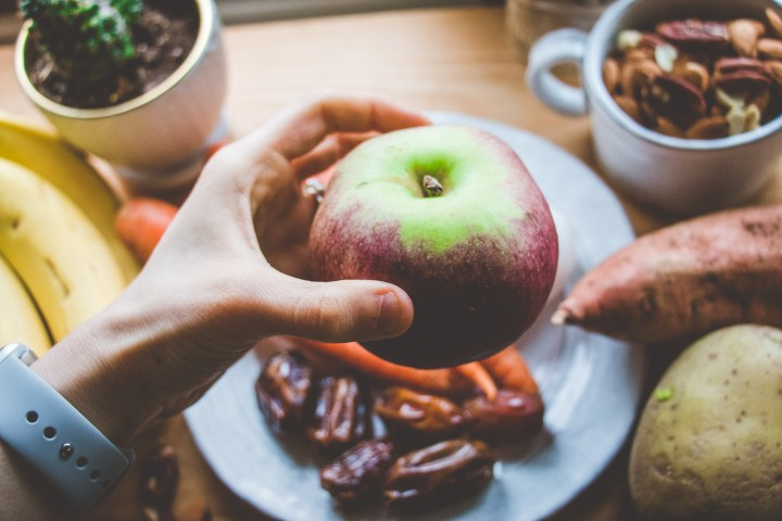 the unprocessed food diet