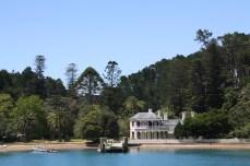 Mansion House Bay