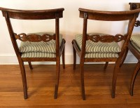 Antique Regency Dining Chairs | Antique Furniture