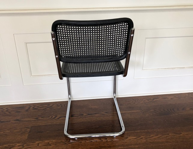 marcel breuer cesca chair with armrests hammock stand set style cane the local vault