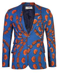 kitenge coat