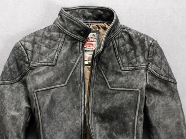 Leather Jacket cleaning Crystal Cleaners