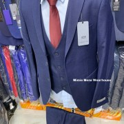 men's suits in kenya Dark Blue