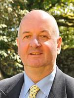 New leader - James Robb