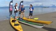 Kayak relay