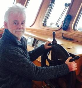 At the helm: Iain Duncan