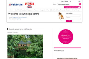 Press - Visit Britain