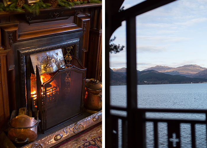 The Lodge and winter weddings