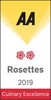 2 AA Rosettes 2019