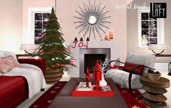 christmas The Loft