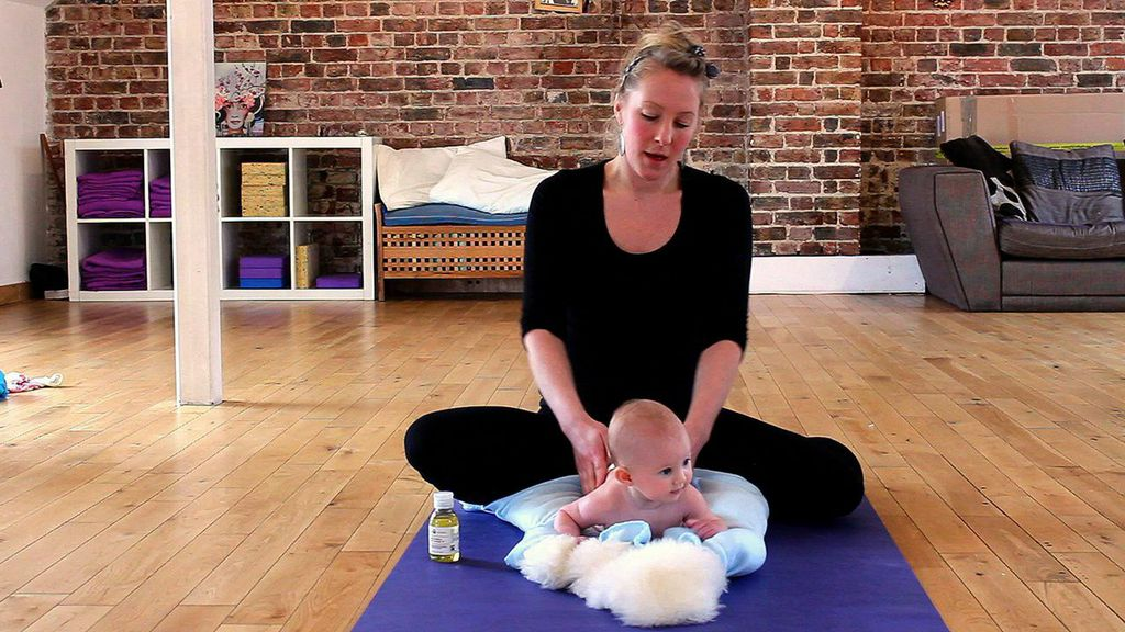 Baby Massage and reflexology The Loft Brighton