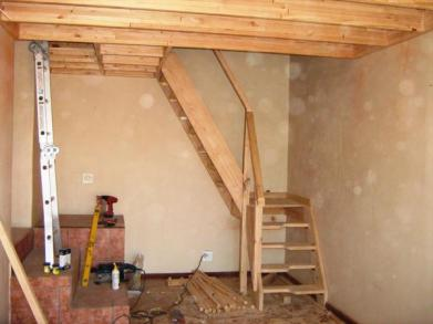 Fixed staircases for Loft Conversions