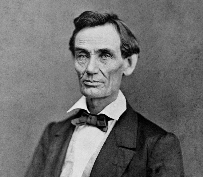Abraham Lincoln Photo 1859