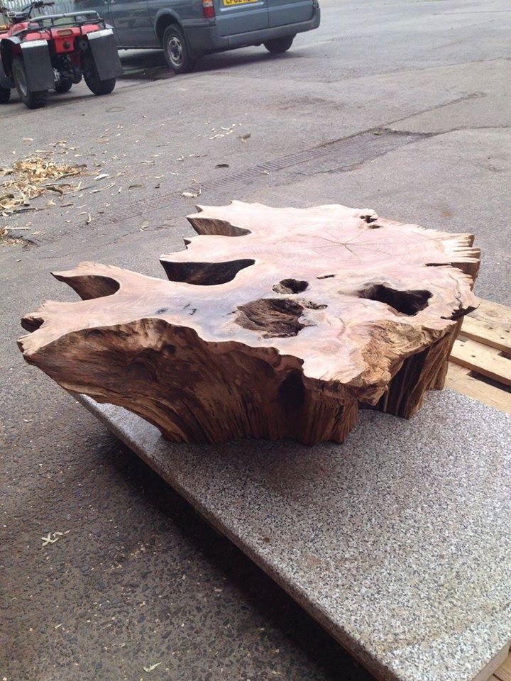 tree stump coffee tables the log depot