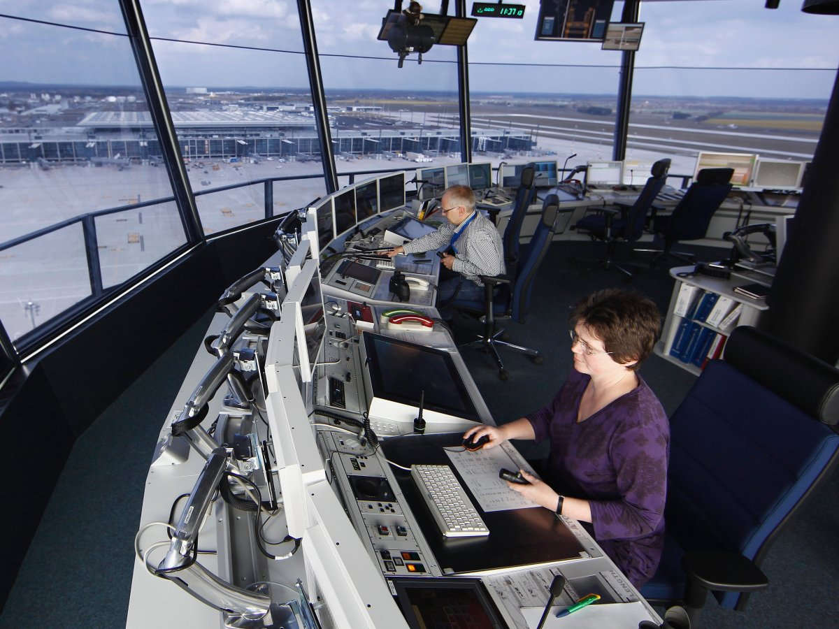AirTraffic Controller  Green Personalitys Job Search