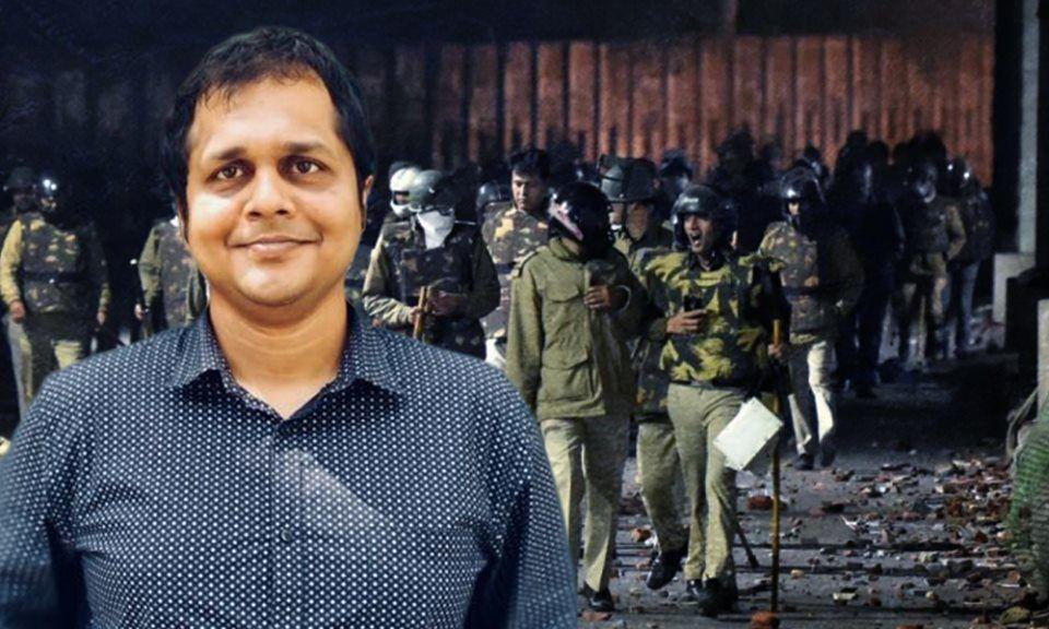 Delhi Police Grants Permission To Chant 'Desh Ke Gaddaron Ko…' At ...
