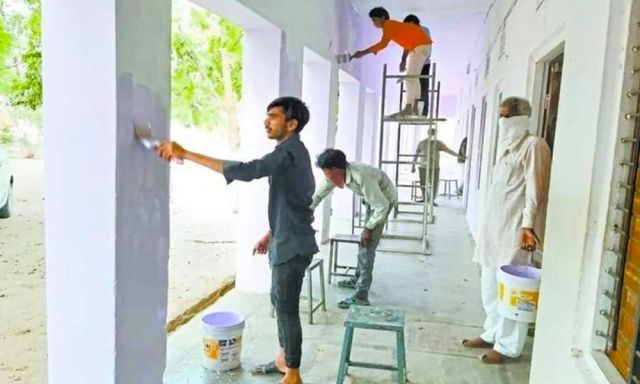 Quarantined Migrant Workers, COVID19, Mommyshravmusings, Positive News Twitter Picture