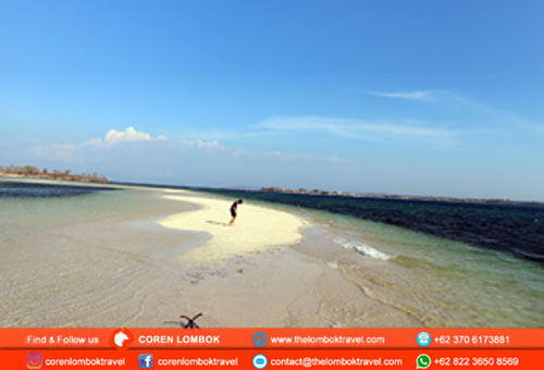 Pink Beach Tour Of South East Lombok