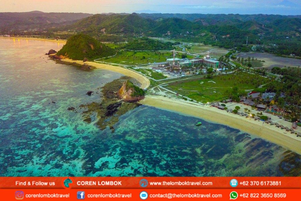 Kuta beach Lombok tour