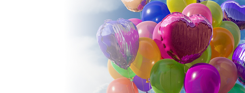 Helium Balloons London Party balloons delivery