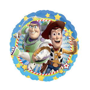 18in Toy Story Woody & Buzz
