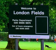 The Murderer and the Murderee - LONDON FIELDS by Martin Amis