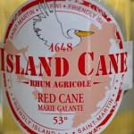 "Island Cane ""Red Cane"" Rhum Agricole Blanc 53º – Review"