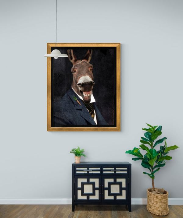 Donkey Decor