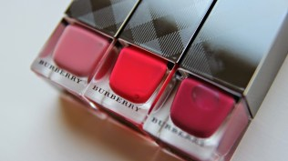 3. Burberry Nail Colour
