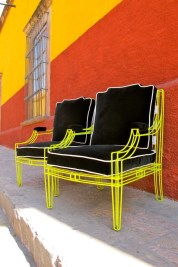 neon furniture