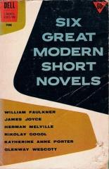 Six Great Modern Short Novels