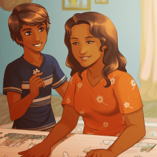 Matías and Estefania Thumbnail 1