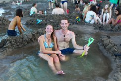 Hot Water Beach - Dig a hole, instant hot pool!