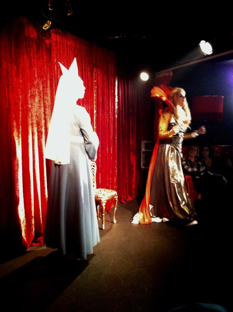 Koukles club - The Drag show. (2/6)