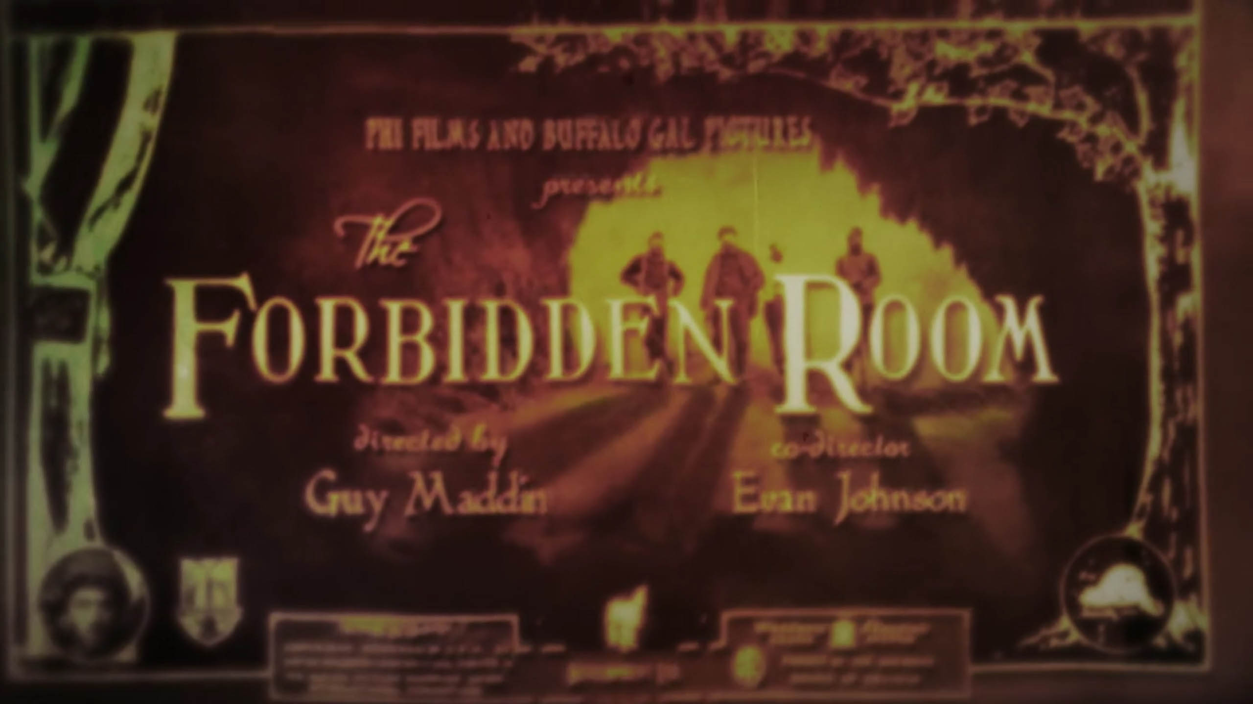 Review The Forbidden Room  The Long Take