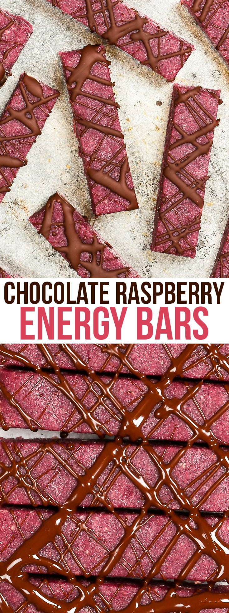 Chocolate Raspberry Energy Bars The Loopy Whisk