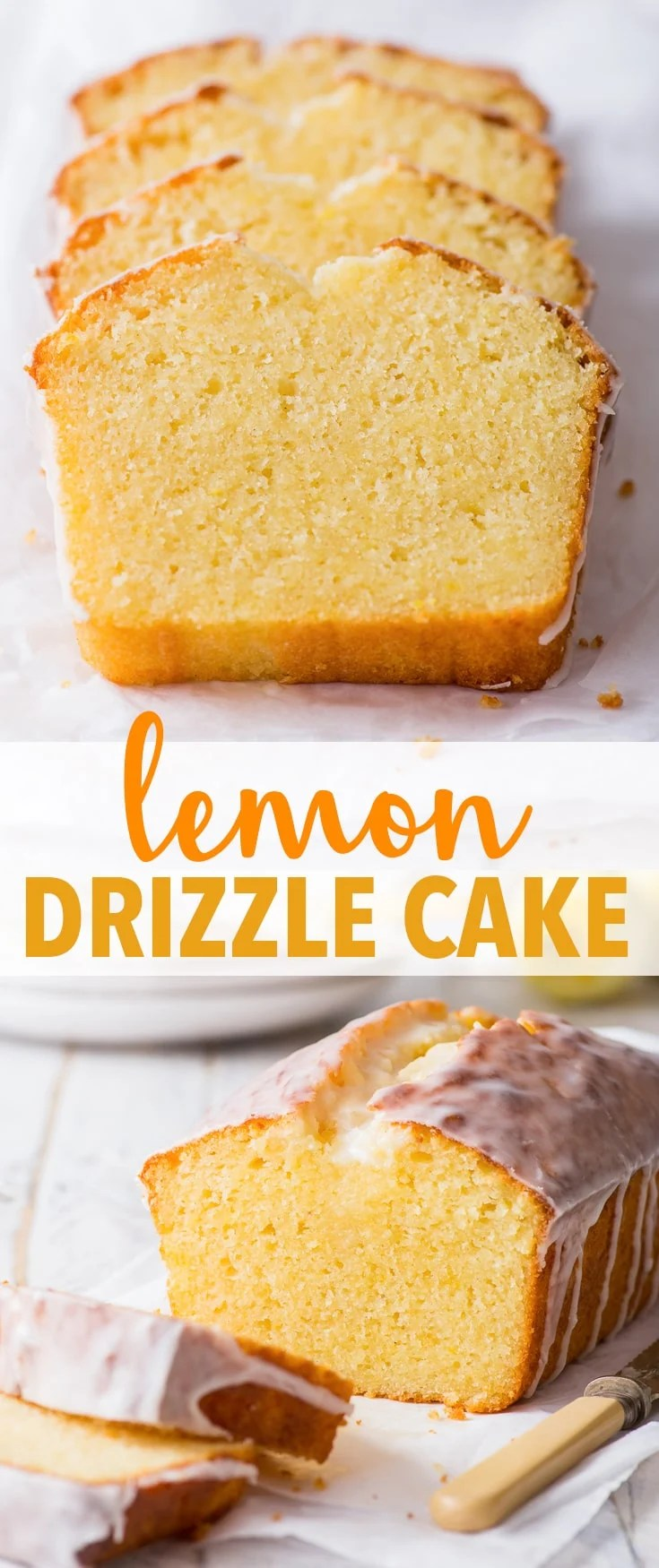 The Best Gluten Free Lemon Drizzle Cake The Loopy Whisk