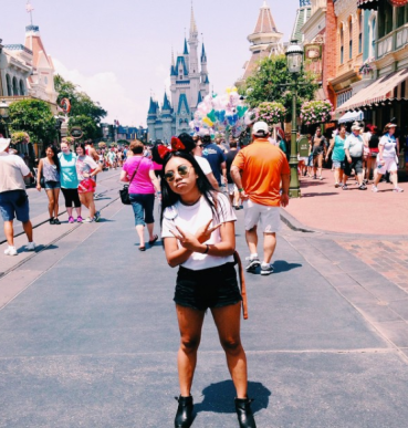 Leechow will live in Orlando interning and studying with Disney.